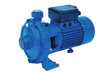 Chiny Scm2 Two Stage 220v Electric Motor Water Pump Centrifugal 130l / Min Flow Max fabryka